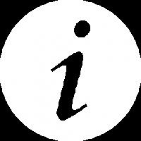 information-circular-button